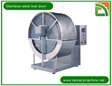 leahter machine tannery drum steel drum