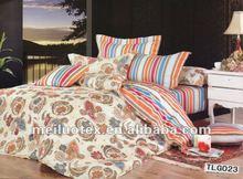 Hot!!!100% cotton bedsheet PRINTED