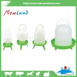 Original Poultry Farm Equipment Chicken Bucket Drinker Poultry Chick Trough Ducks/ Geese Water Pot Special Cultivation