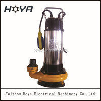 V1500F float switch centrifugal submersible water pump