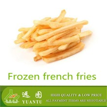 french fries of new product in 2015