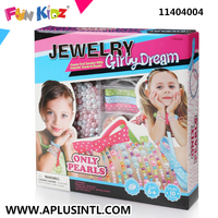 Kids Craft DIY Girly Dream Only Pearls Kits