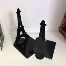 Fashion Bookshelf Eiffel Tower large metal bookend antique book ends