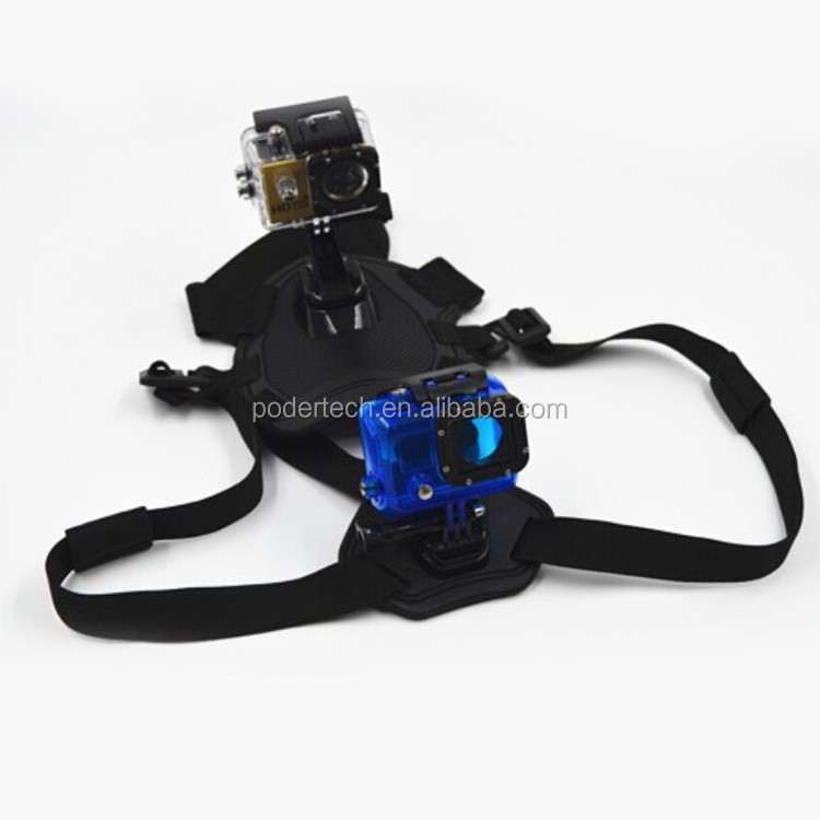 chest mount for Go pro