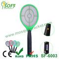 Electrónico sf-6003 aa de la batería trampa para moscas con el ce y rohs&