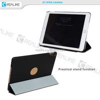 Realike Retro PU Leather Slim Smart Cover Case For iPad mini/ 2 3 4 /5 Air /6 Air 2