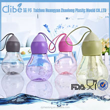 Children plastic bottle for water,300ml plastic bottle