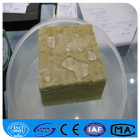 Agricultural cultivation rock wool block