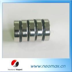 Small N35 D10x4mm neodynium magnet