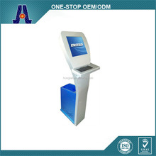 multimedia kiosk for shopping mall,shopping mall kiosk with slim design (HJL-2002A)