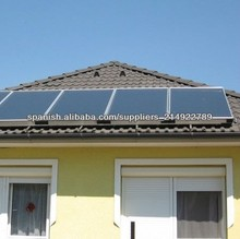 2014 slaes calientes kit sistema casero de energía solar