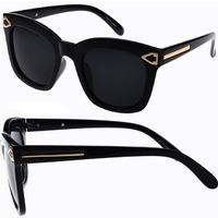 Mongten RA049 Arrow Temple Matte Frame Sunglass Men Women Sun Glasses
