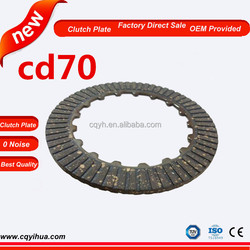 new factory sale cd70 friction plate for motorcycle in 2015