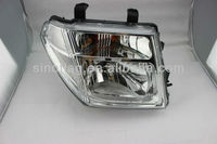 head lamp used for nissan navara parts D40