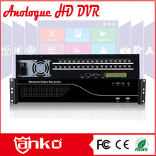 Leading manufacturer 16 Channel 720P Hi3531 AHD DVR 8*4T HDD