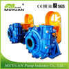 Single Stage Vertikal Pompa Pasir Sungai Centrifugal Mud Pump