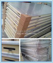 High density 38 to 46kg/m3 polyurethane foam panels