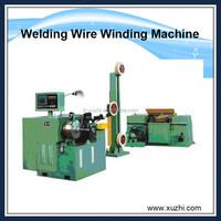China Co2 mig welding wire layer winding machine,wire rewinding machine