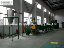 pet bottle/flake crushing, washing and recycling machine/machinery/plant/equipment