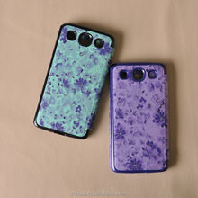 2015 hot selling figure design PVC leather cell phone cover for LG F310