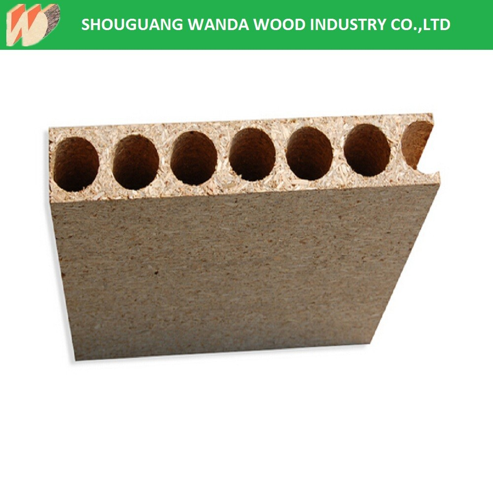 Hollow core particle board chipboard manufacturer buy