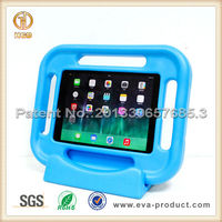 Thick EVA foam drop protective for ipad5 air case with handle and stand