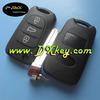 New style car remote control case for 3 buttons hyundai ix30 key smart key case hyundai