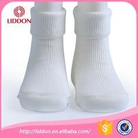 Cuddly cartoon cotton girl monkey little child tube sock,custom design wholesale baby girl tube baby socks