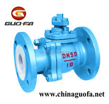 Iron/Carbon Stel/Stainless Steel Float Ball Valve