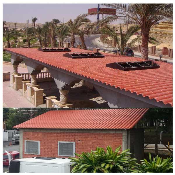 Laminas techos tejas para cubiertas identificaci n del for Techos en draibol modelos