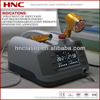 HNC factory laser pain relief machine for the home & medical use