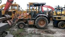 originally from Japan used backhoe loader CASE 580L for sale