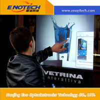 low price general touch open frame touch screen monitor 2015