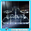 high transparency custom acrylic block jewelry display charming jewelry display holder cheap price plexiglass jewellery racks