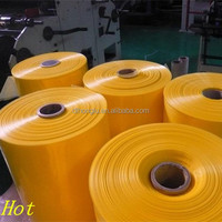 VCI Metalized Plastic Film/LDPE printed film for protecting metal anti rust