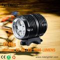 nitefighter bt40s in discesa ha condotto la luce mountain bike migliore luce della bicicletta ha condotto la luce del casco