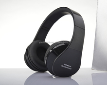 China Factory Flexible Bluetooth Wireless Headphone for cell phone/iphone/ipod/MID