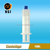 14ml 1:1 disposable dental syringe supply