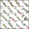 Stainless steel over centre latches / toggle latch