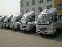 fuel delivery trucks van truck small cargo truck