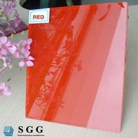 High quality oil painting glass