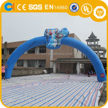 Cheap Price Frozen Inflatable Arch, Inflatable princess arch, advertising inflatable archway