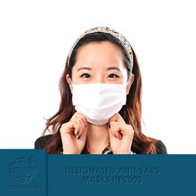 Germany PP material Physical inactivation p3 dust mask/excellent filtering bacteria and PM2.5