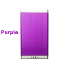 power bank with many colors for your choice, convenient power bank for cell phone mainly