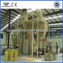 3-5 ton/h output pig feed making producing line, feed pellet machine for goat, cattle, chicken, sheep