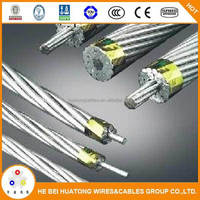 High voltage aac power overhead transmission cable