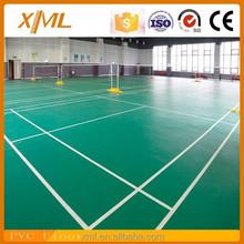 approved pvc sports vinyl Floor