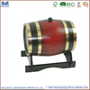hot sale cheap used decorative mini oak wooden wine/whisky/beer barrels for sale