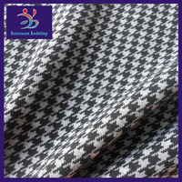 Rayon polyester Knit jacquard tr fabric
