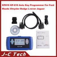 2013.4V KP819 KP-819 Auto Key Programmer For Mazda For Ford Chrysler Dodge L-rover Jaguar